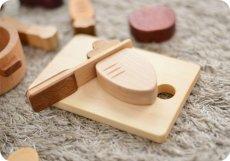 画像6: 木のおもちゃ ままごと 食材 鍋 ことことお料理セット 木製おもちゃ おままごとセット 両手鍋 食材 食器 木 ままごと 料理 クッキング 2才 3才 (6)
