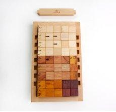 画像12: 木製キューブブロックパズル[名入れおもちゃ] (12)