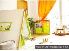 画像3: 子ども用 プレイテント ハンガーラック 今すぐできる!ぼくのわたしの部屋 (3)