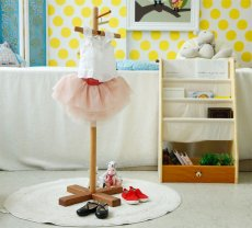 画像3: ◆キッズスタンドハンガー◆[ウッドベア子供家具シリーズ] (3)