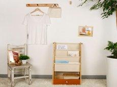 画像14: ◆キッズ壁掛けハンガーラック◆[ウッドベア子供家具シリーズ] (14)